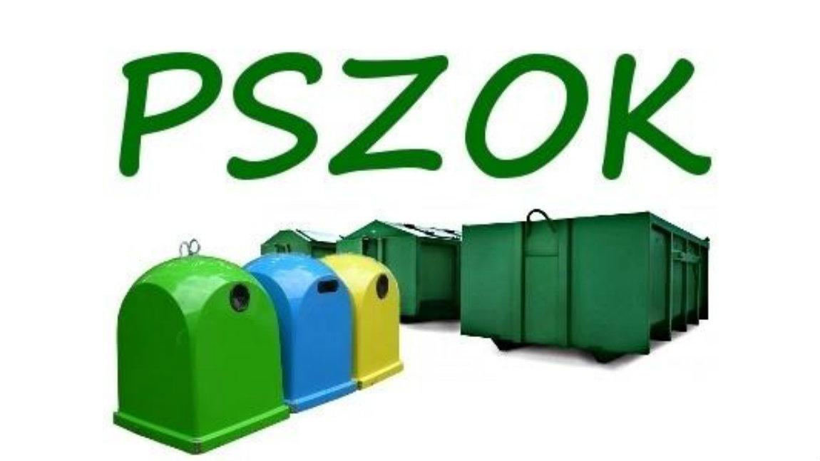 Wstrzymanie przyjmowania do odwołania na PSZOKu /Punkcie Selektywnej Zbiórki Odpadów Komunalnych/