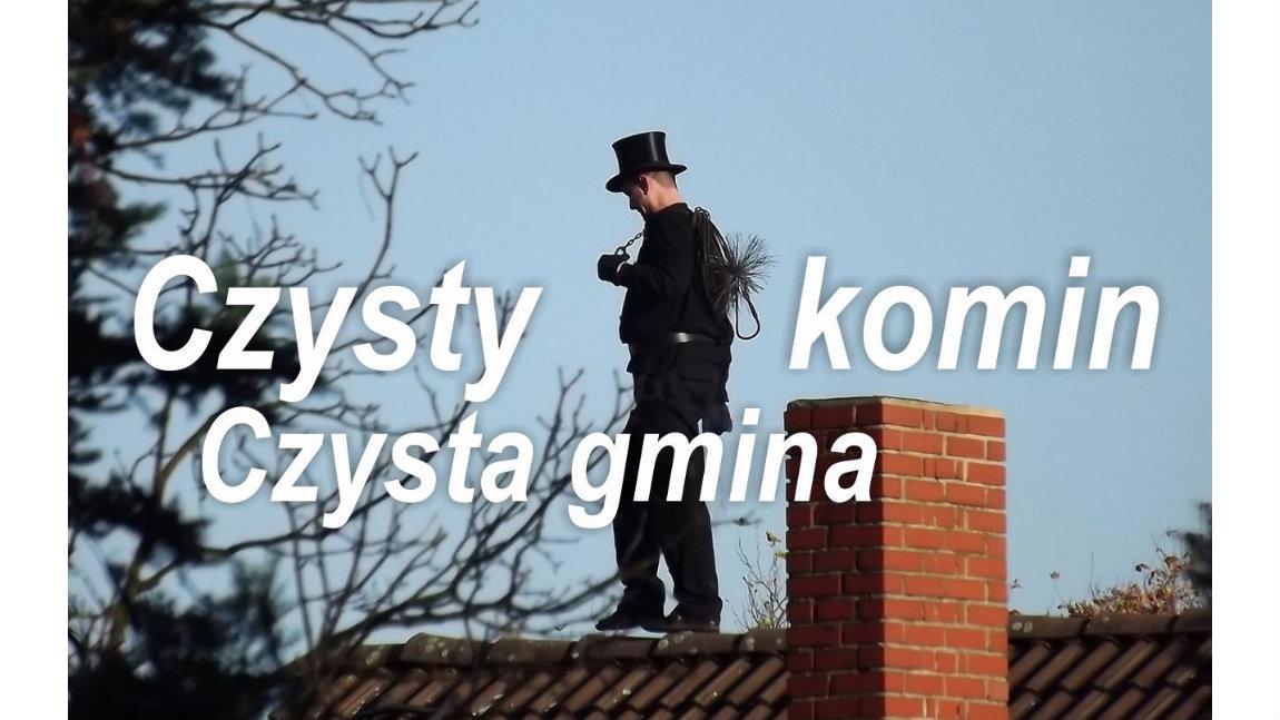 """""""Czysty komin – czysta gmina"""""""