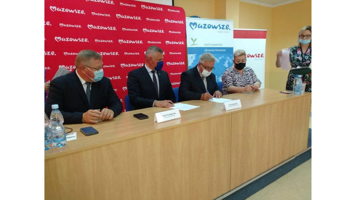 Dofinansowania dla Gminy Pionki od Marszałka Województwa Mazowieckiego